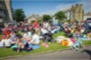 Kent weather: A blast of Caribbean air will make Monday the...