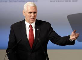 Pence tells Europe: 'US will always be your greatest ally'