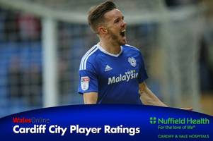 craig noone and kadeem harris are magnificent in cardiff city rout of rotherham — the player ratings