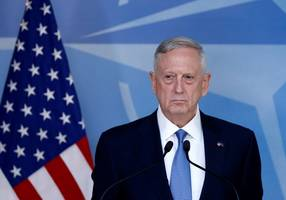 trump's defense chief visits uae in first middle east trip