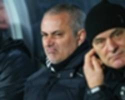 Chelsea are already Premier League champions, says Man Utd boss Mourinho
