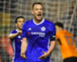 John Terry proved against Wolves that he is still great, says Begovic