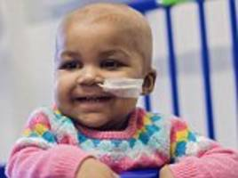 Toddler with leukaemia is saved by designer immune cells