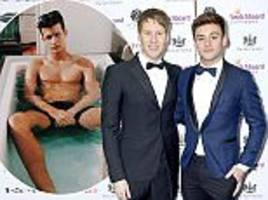 tom daley 'had an 18-month affair with a male model'