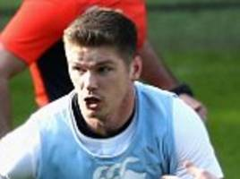 Owen Farrell 'can lead Lions in tour of New Zealand'