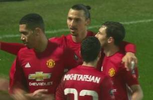 Blackburn Rovers vs. Manchester United | 2016-17 FA Cup Highlights