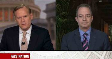 Priebus: Take Trump Seriously When He Calls The Press The Enemy