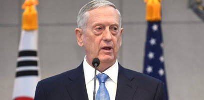 welcome to democracy secdef mattis confirms military steadfast amid white house chaos
