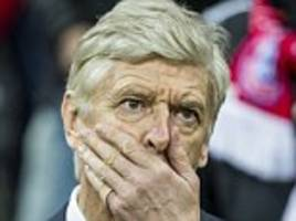 Arsenal boss Arsene Wenger may get sudden escape route