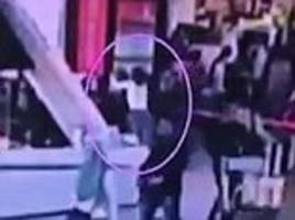 CCTV shows moment leading to Kim Jong-nam's assassination