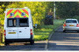 Mobile speed camera locations for Bristol, South Gloucestershire...