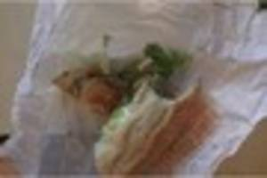 Customer makes horrifying discovery at Gloucestershire Burger...