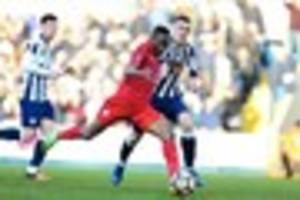 Leicester City striker Ahmed Musa switches focus after 'unlucky'...