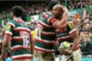 Leicester Tigers' attacking play can still improve, says head...