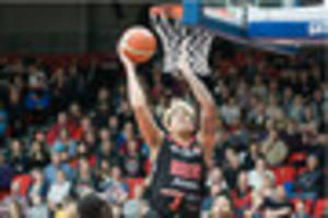 manchester giants 73-99 leicester riders: four-point lead at top...