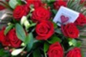 Valentine's Day flowers land husband with £300 court bill