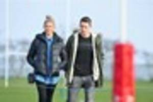 Rugby star Liam Williams watches brother help Swansea side to...