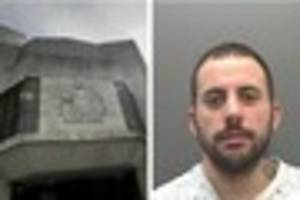 man sentenced after 'hugely vulnerable' man targeted in his own...