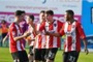 Exeter City 1 Stevenage 1: Match analysis - City overcome first...