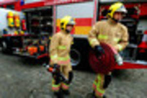 Busy night for firefighters tackling blazes across Lincolnshire