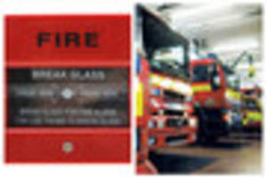 Fire alarms 'maliciously' started at Lincoln student flats