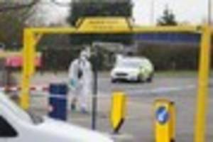 Brentwood Centre shooting confirmed by police with man in...