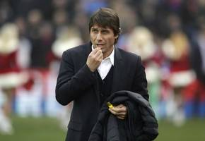 antonio conte says 'it's a little early' to talk about chelsea winning league-and-cup double