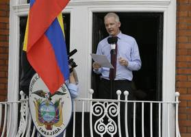julian assange's fate unknown as ecuador goes to polls