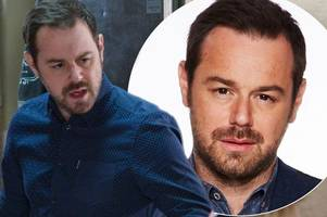 EastEnders bosses shoot down Danny Dyer bad behaviour rumours as they insist actor is 'consummate professional'
