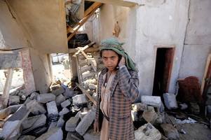 Smart bombs made in Scotland were dropped in Yemen by UK-trained Saudi air force