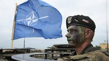 US troops take part of NATO operations in Bulgaria