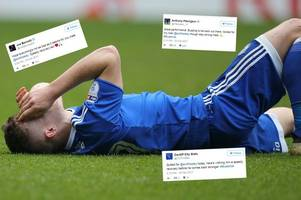 cardiff city fans and players unite in support of injured rhys healey on social media
