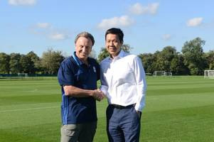 private jet journey helped cardiff city soar as neil warnock pays tribute to ken choo