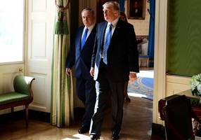 Trump: Palestinians must earn a two-state solution