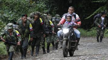 colombia's farc rebels complete move to demobilisation zones
