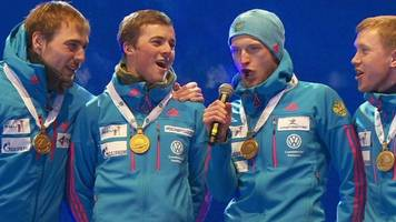 wrong national anthem played for gold medallists