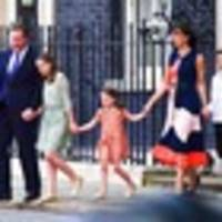 Samantha Cameron speaks about losing her 6-year-old son