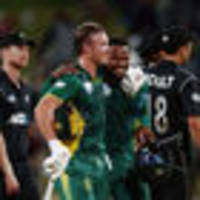 cricket: black caps fightback falls short as south africa claim opening odi