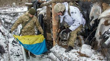 Ukraine ceasefire largely holding in the east