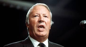 edward heath: police chief '120 per cent convinced' former primer minister was a paedophile