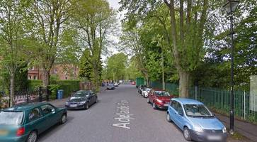 Man forced from car in south Belfast hijacking