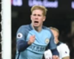 you cannot compare man city to united & liverpool, says de bruyne