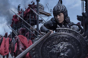 box office hits and misses: 'the great wall' crumbles while 'lego batman' reigns