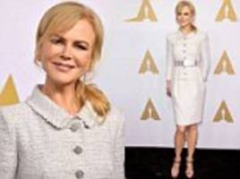 We reveal how YOU can get Nicole Kidman's toned calves