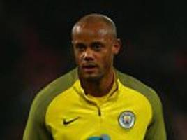 manchester city skipper kompany ruled out of monaco game