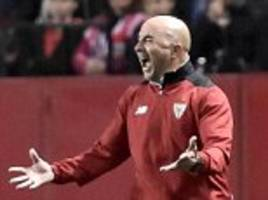 Sevilla manager Jorge Sampaoli fires warning at Leicester