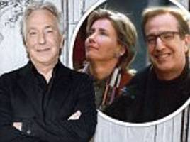 love actually special won't pay tribute to alan rickman