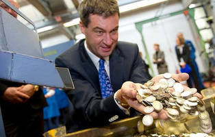 german minister calls for 'plan b': greece should pledge gold, real estate for new loans