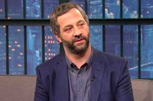 'i feel like i've just been raped': judd apatow goes on anti-trump stand-up routine