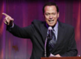 Former SNL Comedian Joe Piscopo Wants To Be The Donald Trump Of New Jersey